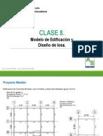 Clase 8. Modelo de Edificio y Diseño de Losa.pdf