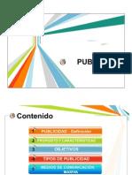 Publicidad Presentación 18-09-10