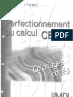 Mdi Perfectionnement Au Calcul Ce2 Zecol 2008