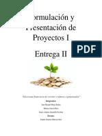 Formulacion y presentacion de proyectos - Entrega 2.pdf
