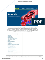 Anemia Nursing Care Management_ a Study Guide