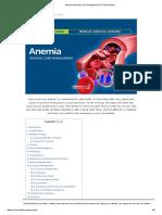 Anemia Nursing Care Management_ a Study Guide