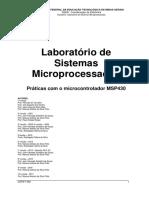 Apostila MSP430 CEFET-MG