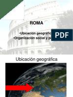 Roma ubicación y etapas.ppt