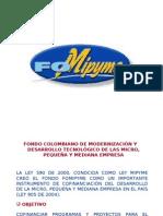 MARISOL - FOMIPYME Presentación1