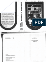 67 - Optativo - Sabine, George H. - Historia de La Teoria Politica (24 Copias)