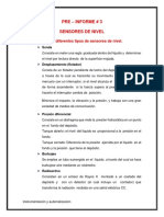 PREinforme #3