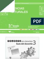 Ciencias Naturales Guía 3