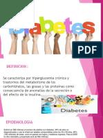 Diabetes Mellitus1)