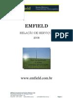 EMField Ensaios Elétricos e Compatibilidade Eletromagnética