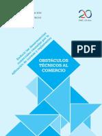 Obstaculos Tecnicos Al Comercio Tbt_brochure2015_s
