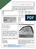 Simulado 29 Prof. Luiz Carlos Melo
