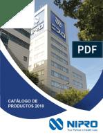 Catálogo 2018 Opt