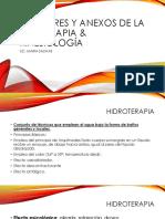Auxiliares y Anexos de La Fisioterapia & Kinesiología