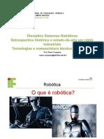 52977-Aula 1 - Retrospectiva Histórica e Estado-da-Arte Em Robôs Industriais