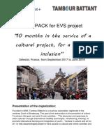 EVS Projects in Danmark