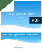 English Language History (1)