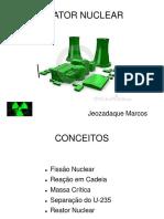 Reator Nuclear Jeozadaque