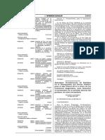 SECUND. HORAS ADIC.D.S.N°286-2014-MINEDU