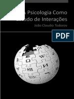 (Todorov, 2012) - A Psicologia Como Estudo de Interações
