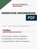 Key Concepts in Reservoir Engineering