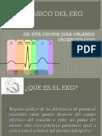 Lo Básico Del Ekg -- Pita