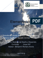 s2 Foro 4 Eq1 Elem-curriculum Agcoe