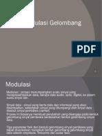 8. Modulasi Gelombang