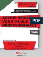 Savoir rédiger vos e-mails professionnels 2016 en poche - Gualino.pdf