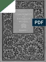 Compendio de Teología Moral tomo 1 (de 2) Juan B. Ferreres