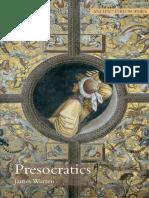 James Warren  - Presocratics (Ancient_Philosophies=.pdf