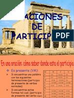 3889417 Griego Oraciones de Participio