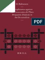 Han Baltussen - Theophrastus Against the Presocratics and Plato.pdf