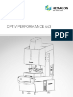 Optiv Performance 443 Datasheet En