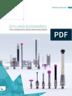 Hexagon MI Styli and Accessories Catalogue A4 En