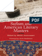 SUNY Press.sufism and American Literary Masters - Mehdi Aminrazavi - (SUNY Series in Islam)