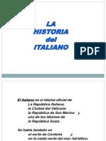 1. Historia Del Italiano