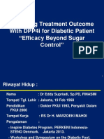 DPP4 for diabetic patient