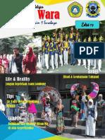 Majalah Widya Wara SMA Wachid Hasyim 1 Surabaya