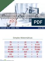 CONANIIF - Fundamentos Financieros NIIF