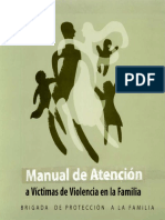 Manual de atencion de victimas de violencia