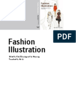 Fashion Illustration - Chai,Lu (Design Media;2011;9789881973955;Eng)