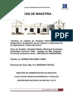 Tesis Hospitall