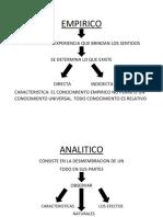 Exposicion de Paradigma Analitico