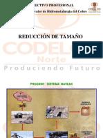 Reduccion de Tamaño Codelco