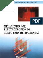 Mecanizado Electroerosion Spanish