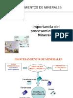 Tratamiento de Minerales