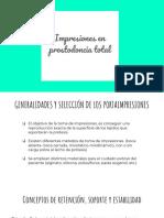 Impresiones en Prostodoncia Total (1)