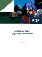Consejos Para Talon - Analisis Yamikaze