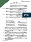 LIGETI, 10 Stücke für Bläserquintett, Nr.1